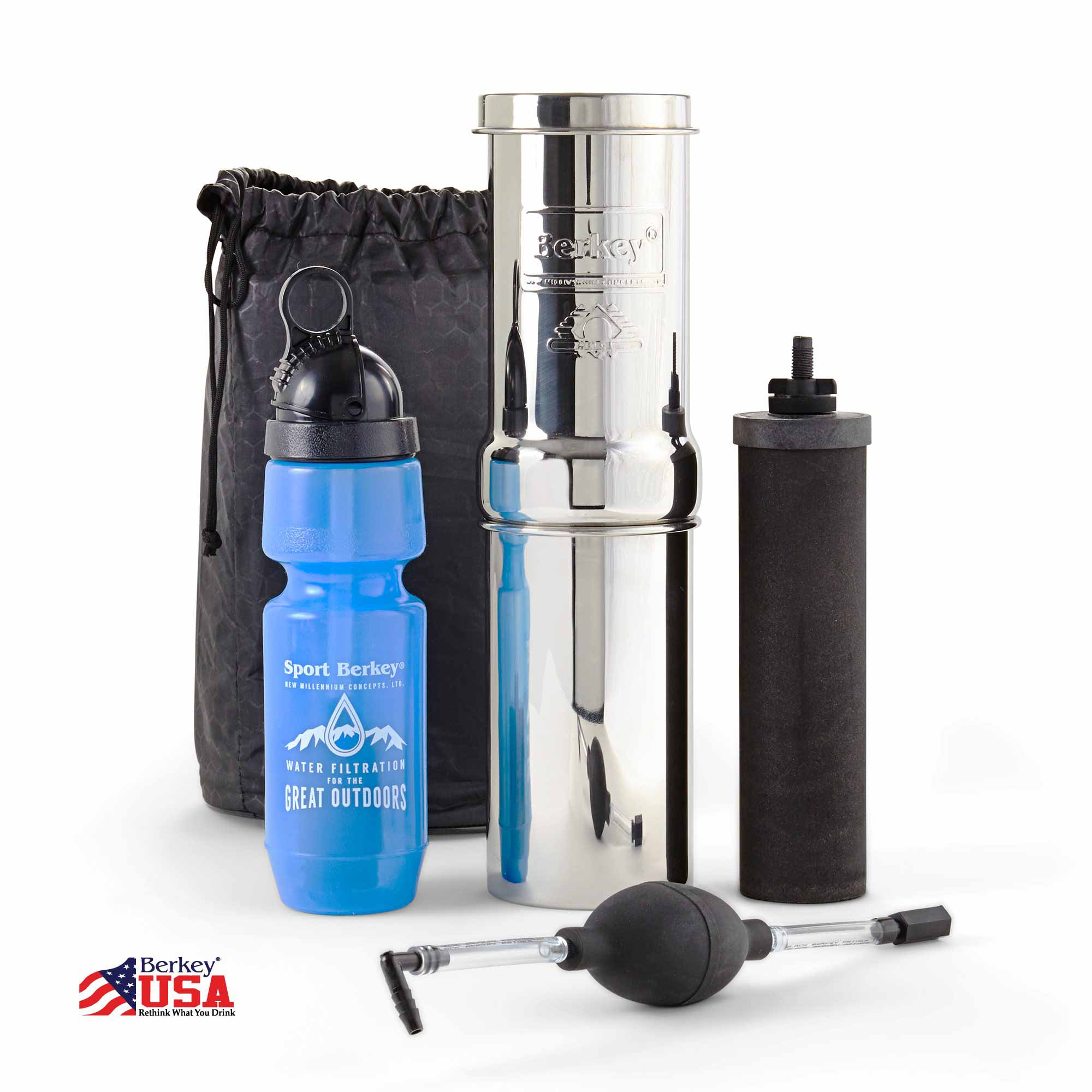 Go Berkey Kit By Berkey USA