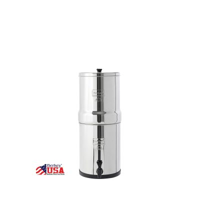 Travel Berkey Water Filter By Berkey USA